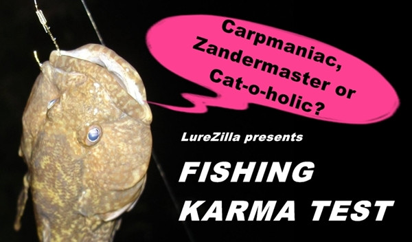 fishing karmatester